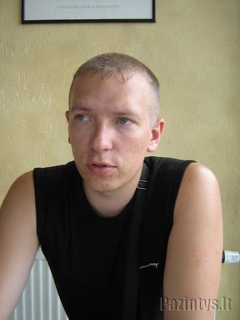 Собственно это я Vitalij 39 buxar Vilnius