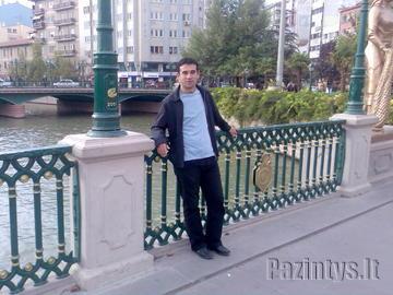 Huseyin 35 aste ANTALYA / KAŞ