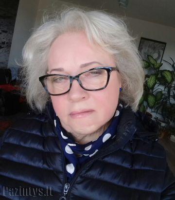 B, Lena, 59, lenkute, Druskininkai