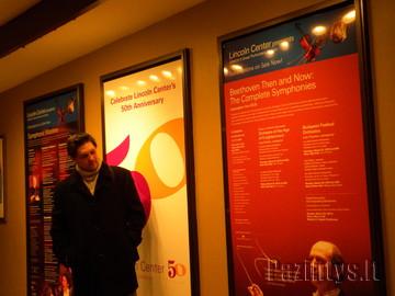 New York Philharmonic Dievazas 38 dievazas